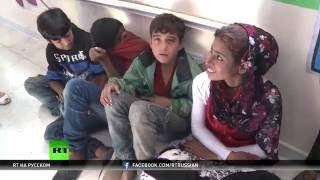 Воровство, голод и попрошайничество: как выживают сирийские дети в условиях войны
