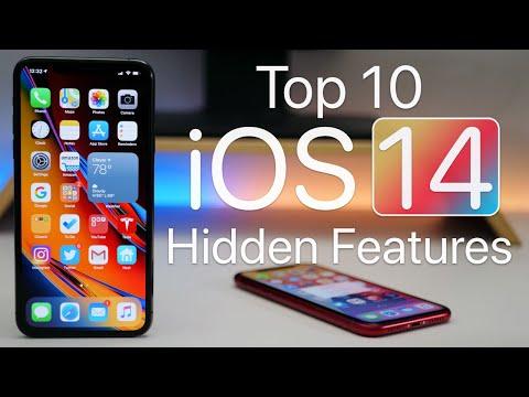 Top 10 iOS 14 Hidden Features