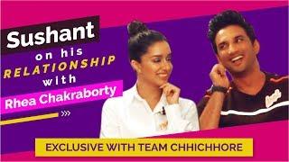 Sushant Singh Rajput & Chhichhore team give funny nicknames & play Sacch Ya Jhoot   Fun Interaction