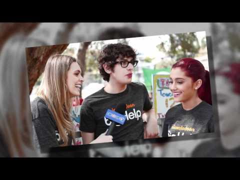 Matt Bennett & Ariana Grande Chat About Each Other's Music