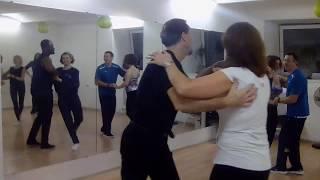 Урок сальсы в Школе танцев Чино - Alexander Abreu