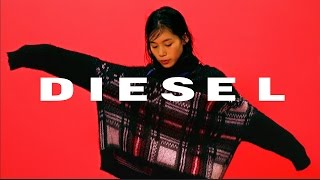 DIESELの ジェンダーニュートラルな秋 - feat 宮本彩菜 - 宮本彩菜 検索動画 27