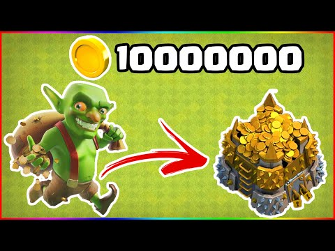 How To Get Gold Fast In Clash Of Clans For Beginners