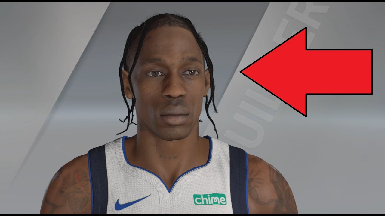 How to play with Travis Scott in NBA 2k20