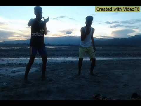 Barun dance to river