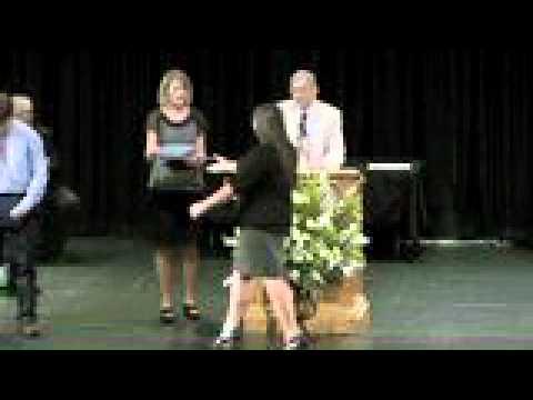 Senior Scholarship Assembly - 05.14.2012