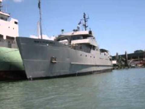 171ft Collingwood Escort Vessel for Sale