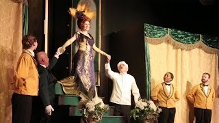"""Behind The Scenes: Possum Point Players Present """"Hello, Dolly"""""""