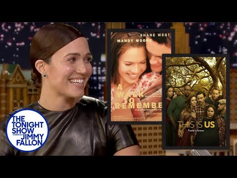 Mandy Moore Plays the 'This Is Us' or 'A Walk to Remember' Quiz