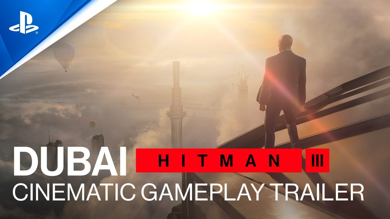 Hitman 3 Dubai Cinematic Gameplay Trailer Ps5 Youtube