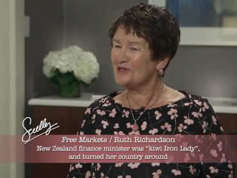 Free Markets Series - Ruth Richardson