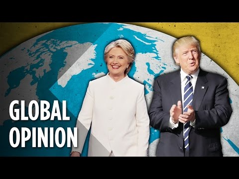 What The World Thinks Of The U.S. Election