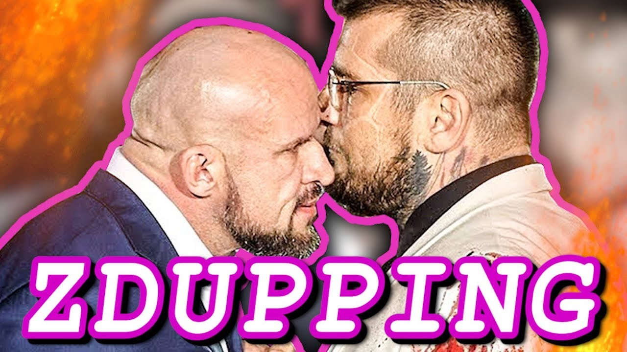 POPEK vs STRACHU – ZDUPPING