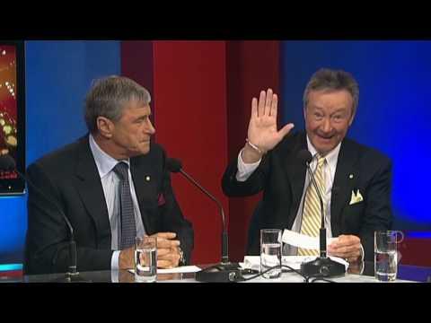 Telethon 2009 - Kerry Stokes donates one million d...