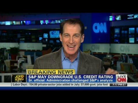 S&P may downgrade U.S. credit rating