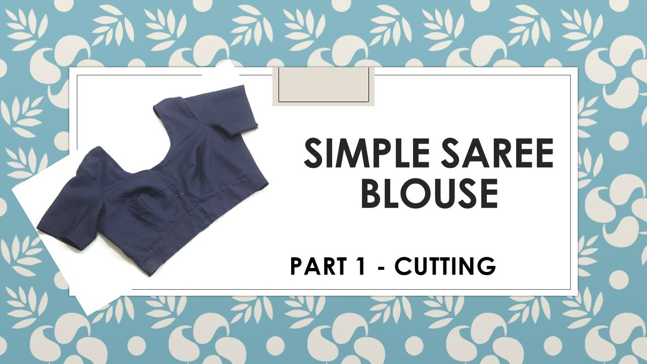 how to measure cut and sew simple kurti