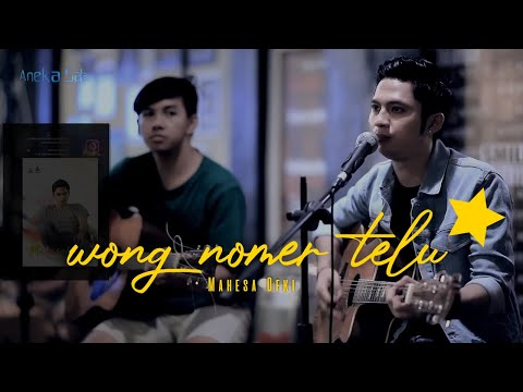 MAHESA - WONG NOMER TELU [OFFICIAL MUSIC VIDEO]