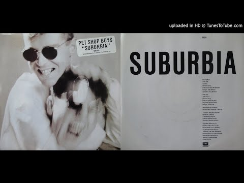 Pet shop Boys Suburbia COVER by Albert