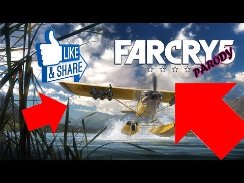 FAR CRY 5 TRAILER PARODY [FR]