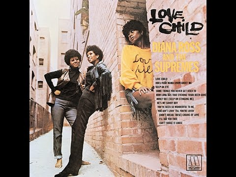 Diana Ross And The Supremes   Love Child HQ