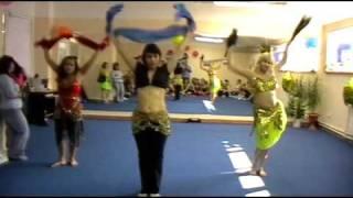 Студия фитнеса и йоги Лотос - Омск(Празднование годовщины открытия студии фитнеса и йоги