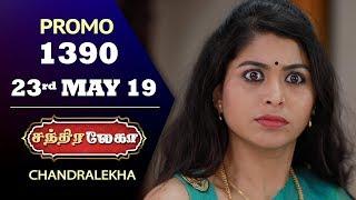 Chandralekha Promo | Episode 1390 | Shwetha | Dhanush | Saregama TVShows Tamil