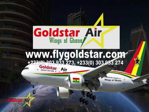 Goldstar Air: Wings of Ghana Commercial