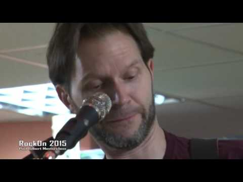 Radio City - Paul Gilbert al RockOn ML 2015