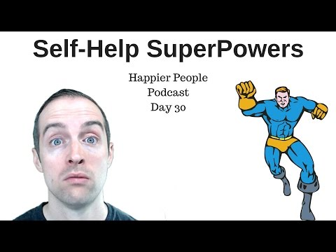 Reading Non Fiction Self Help Books Unlocks Real Life Superpowers!