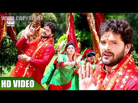 Bhukhi Jani Bani Kamjor Ji   KHESARI LAL YADAV   NEW DEVI GEET 2018   HD VIDEO