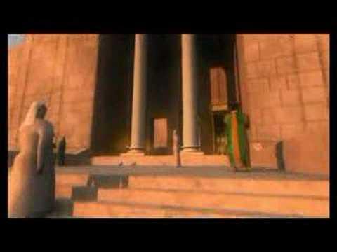 Jerusalem Temple 3D Model