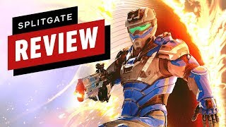 Splitgate: Arena Warfare Review (Video Game Video Review)