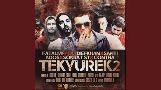 Tek Yurek 2  feat  Defkhan  Sokrat St  Ados ft  Contra  Resimi