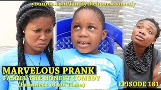 Download Family The Honest Comedy - MARVELOUS PRANK (Family The Honest Comedy Episode 181)