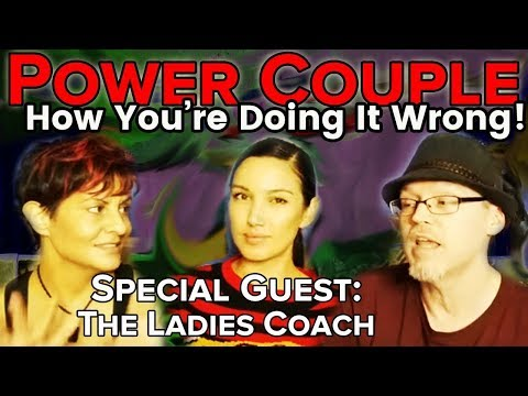 Real Relationship Goals For The  Power Couple With The Ladies Coach