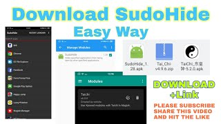 Download video How to install sudo hide || Install sudo hide || how to hidei game guardian from pubg mobile