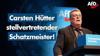 AfD-Parteitag | Carsten Hütters Bewerbungsrede