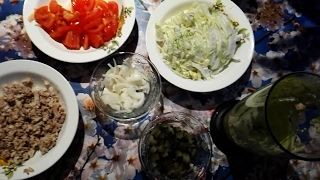 Как приготовить полезную шаурму   Готовим шаурму дома   Полезная шаурма   Рецепт полезной шаурмы