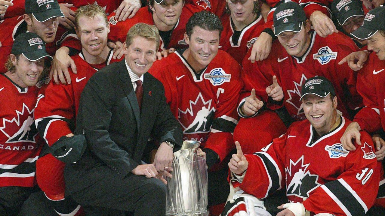 8c2c15e3d66 TBT  Canada wins 2004 World Cup of Hockey - YouTube