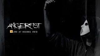 Angerfist at Decibel 2013 | Hardcore 4 Life Area (Liveset)