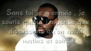 Maitre gims-Tu vas me manquer-Paroles