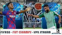 FIFA20 Live Stream | FUT Champions | La Liga TOTS Review | Moustache John