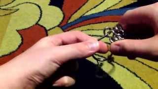 Są 2 fazy złożenia Mini Wire Puzzle 14 ja pokazałem konicową.(, 2014-04-23T05:47:53.000Z)