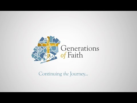 Generations of Faith - Continuing the Journey