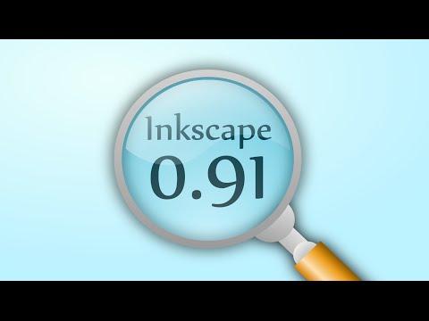 Inkscape 0.91 - przegląd nowości