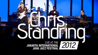 "Chris Standring ""Castle in the Sky"" Live at Java Jazz Festival 2012"