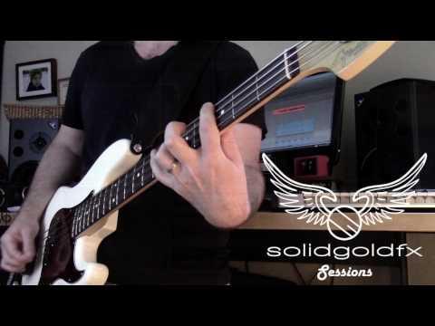 SolidGoldFX Custom Shop Beta High Gain  Feat. Ben Wright