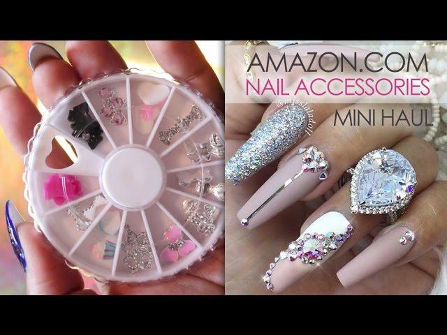 💅 Nail Accessories from Amazon! 😍 - clipzui.com