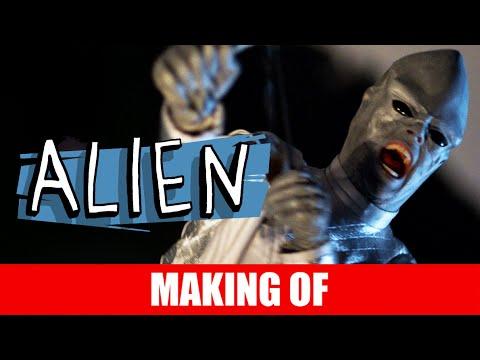Making Of – Alien