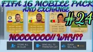 Fifa 16 Pack And Exchange #24 (HATE EA FOR THIS)